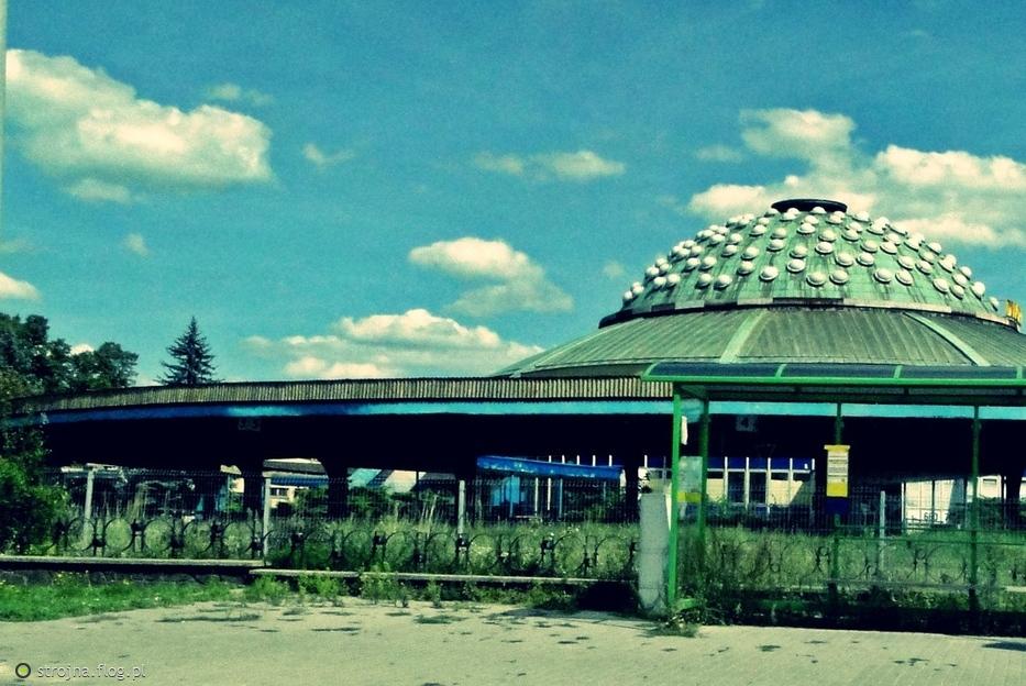 Kielce Spodek Pks Ufo Fotoblog Strojnaflogpl